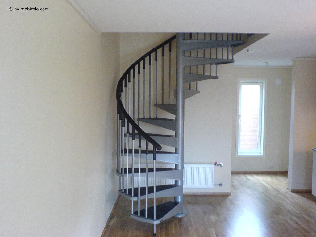 spindeltreppen und wendeltreppen traxler treppen. Black Bedroom Furniture Sets. Home Design Ideas